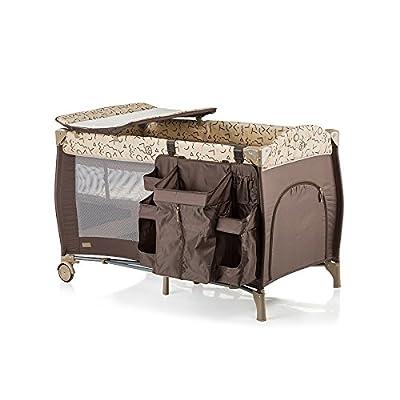 Cuna de viaje modelo Bellisima de Chipolino con colchón a doble altura disponible en 3 colores. Adecuada para bebés de más de 0 meses con un peso de hasta 15 kg.