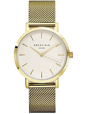 Rosefield Unisex Erwachsene-Armbanduhr MWG-M41