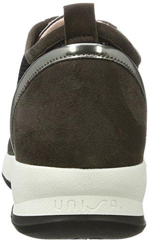 Unisa Espa_ks, Sneakers Basses Femme Gris (Rhino)