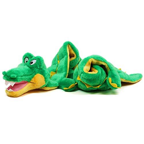 lzeug, Krokodil 16 Squeaking Toys Für Hunde Nach Außen Interaktiv, Für Halloween Christmas Dog Toy 78CM ()