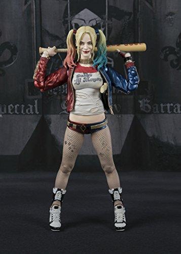 Suicide-Squad-Harley-Quinn-SH-Figuarts-Action-Figure