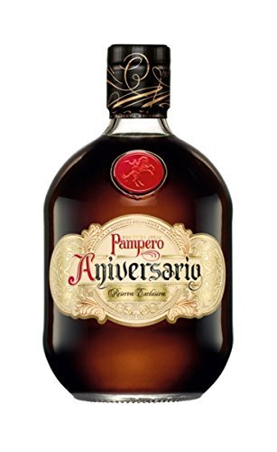 Pampero Aniversario Reserva Exclusiva Rum (1 x 0.7 l)