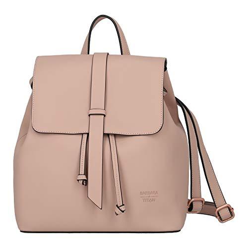 Titan Barbara Pure Backpack 30 cm Rose