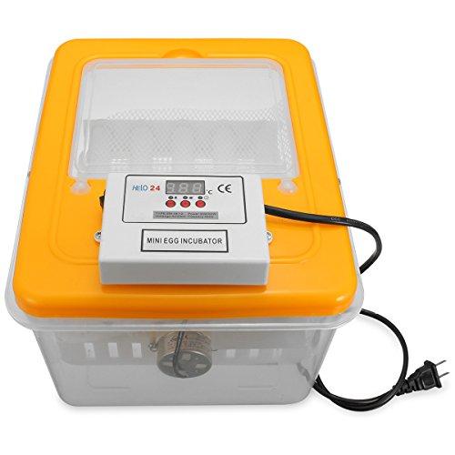 Sorliva 12posizione elettronica digitale Incubatrice Hatcher rotanti automatico per pollame Eggs Chicken Duck Egg
