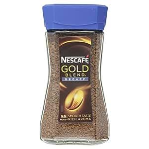 Nescafe Gold Blend Decaf, 100g