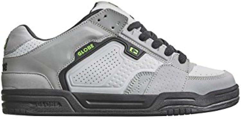 Zapatos Globe Scribe Gris-Negro-Lime (Eu 48 / Us 14 , Gris)  -