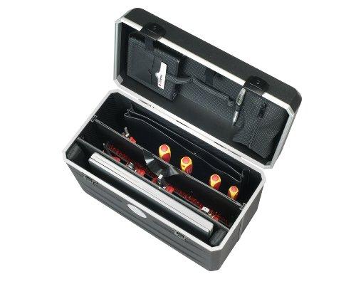 Preisvergleich Produktbild Parat 208.330-151 LapTool - Tron-X mit Trolley für Laptop und Werkzeug, schwarz (Ohne Inhalt)