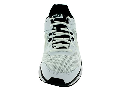 Nike Zoom Winflo, Scarpe da Corsa Uomo White/Classic Charcl/Black