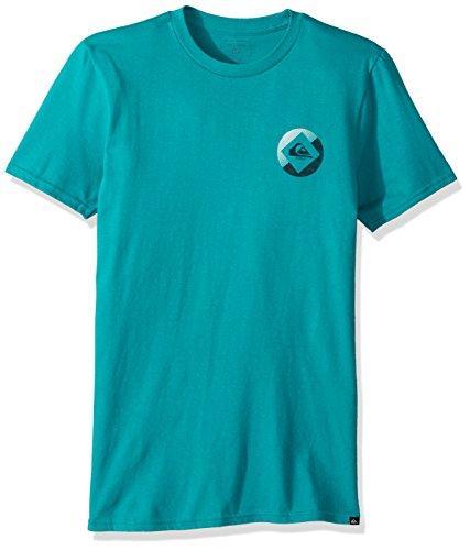T Plate Tee Hemd, Tropic Green, Klein ()