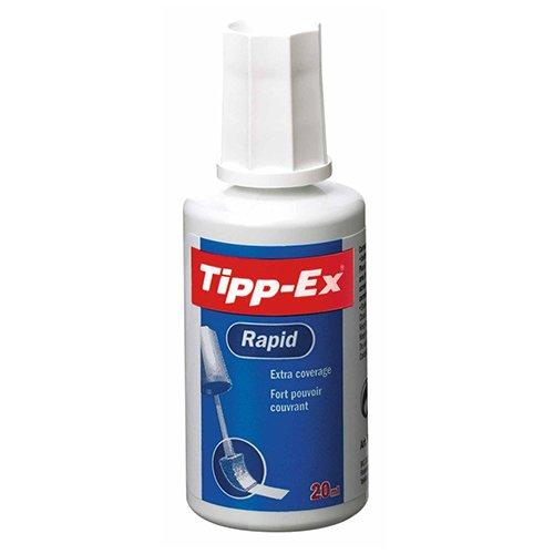 Tipp-Ex, schnelle Korrekturflüssigkeit (5er-Pack)