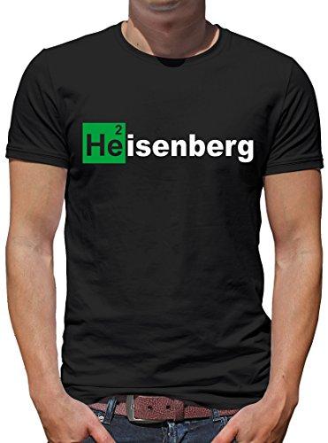 TLM Heisenberg Helium T-Shirt Herren M Schwarz