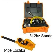 mabelstar 50 M Pipeline sistema de cámara de inspección con monitor y tubo localizador