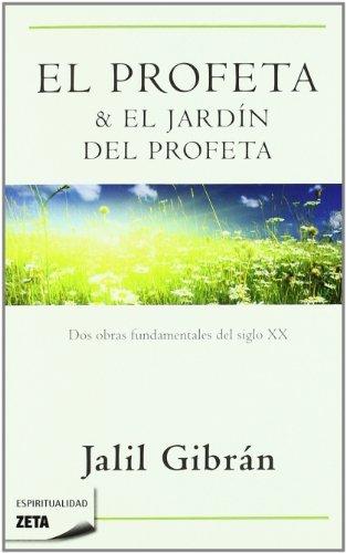 El profeta y El jardín del profeta (B DE BOLSILLO) por Jalil Gibrán