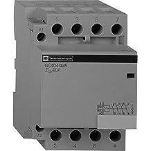 Schneider elec pic - pc3 22 00 - Contactor modular 63a 4nc 220/240v 50hz