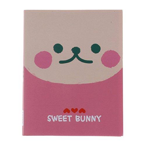 Culater ® New Cute Cartoon Sticker Post-It Bookmark Marker Memo Flags Pink