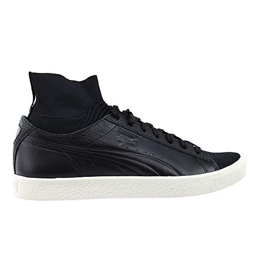 PUMA Men s Clyde Sock Caviar FM Black 7 D US