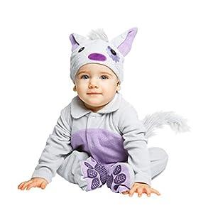 My Other Me Me-204304 Disfraz de pequeño gatito, 0-6 meses (Viving Costumes 204304)