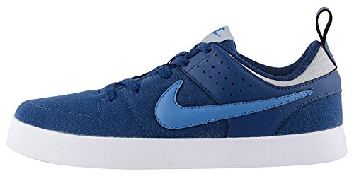 Nike Men's Liteforce III Coastal Blue/ Star Blue- WLF GRY Casual Shoes (8 UK/India)