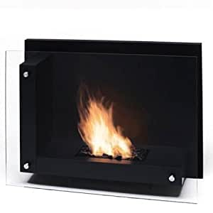 planika bioethanol kamin anthrazit schwarz matt baumarkt. Black Bedroom Furniture Sets. Home Design Ideas