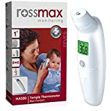 Rossmax HA500 Temple Fore Head Digital Thermometer