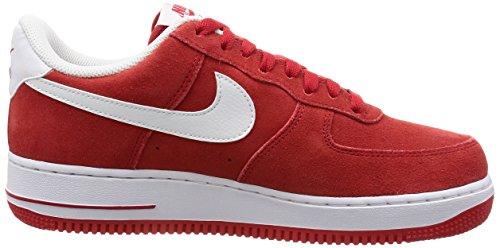Nike Air Force 1 315122 Herren Low-Top Sneaker Rot
