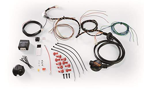 Westfalia 300072300107 Universal Elektrosatz für Anhängerkupplungen, 7-polig, für Fahrzeuge ohne Checkcontrol-System