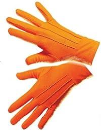 Handschuhe Clown Gloves Gothic Butler Rokoko show Zirkus Engel farbig Theater