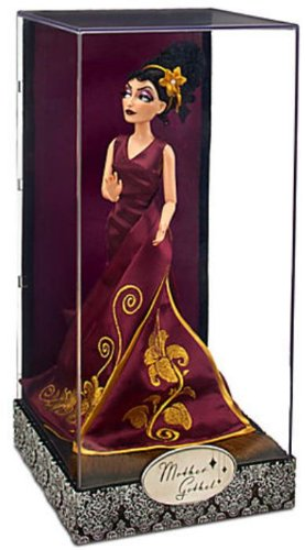 Disney Villains Exclusive 11.5 Inch Designer Collection Doll Mother Gothel by Disney Princess