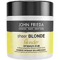 John Frieda Pura Bionda Go Blonder Kur Intenso, Confezione da  (2X 150ML)
