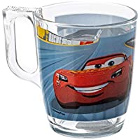 Luminarc Disney Pixar Cars |Tasse para niños, niño – Vasos Vajilla Vasos Vasos de