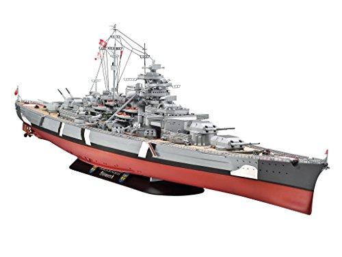 Revell 05040 – Battleship Bismarck - 4