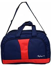 Kuber Industries™ Travel Duffle Luggage Bag, Shoulder Bag, Weekender Bag With Inner Pocket- KI19063