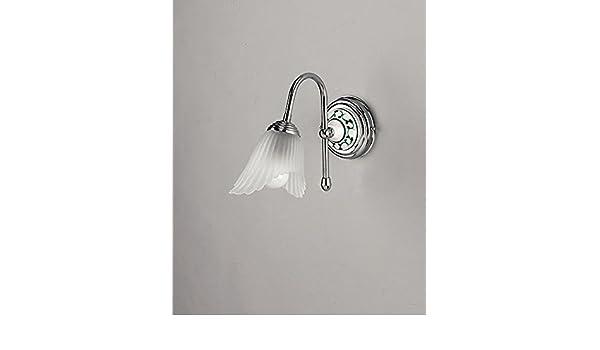 Applique Da Bagno Classico : Applique in ceramica accessori wc bagno prodotto italiano stile