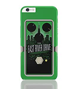 PosterGuy iPhone 6 Plus Case & Cover - East River Drive Guitar Effects Pedal Illustration