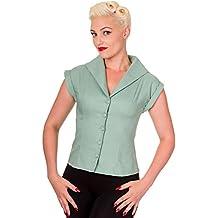 Banned - Camisas - Básico - cuello en V - para mujer