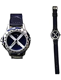 Boxx Analogue Scotland Scottish Flag Easy Fasten Strap Mens Casual Watch (F48286)