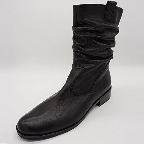 Gabor Shoes 32.792 Damen Kurzschaft Stiefel Schwarz