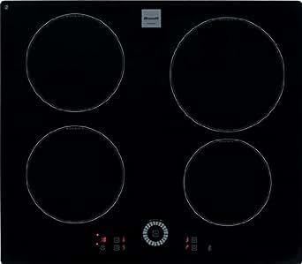 Brandt TI 822 BT1 Plaque de Cuisson Induction 58 cm Noir