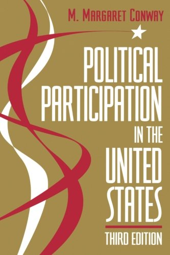 Political Participation in the United States por M. Margaret Conway