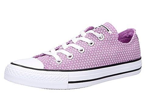Converse All Star Ox Damen Sneaker Lila von Converse, Size:39.5