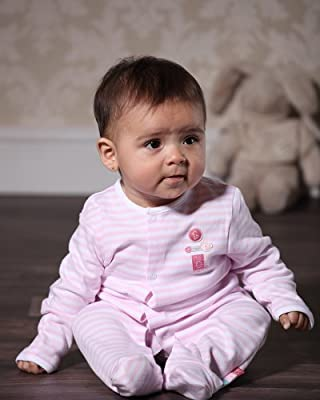 The Essential One - Pijama para bebé - Paquete de 3 - ESS74
