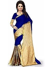 Sarees For Women Party Wear Offer Designer Sarees - B07797R4JZ