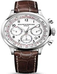 BAUME y MERCIER CAPELAND relojes para hombre reloj automático M0A10082