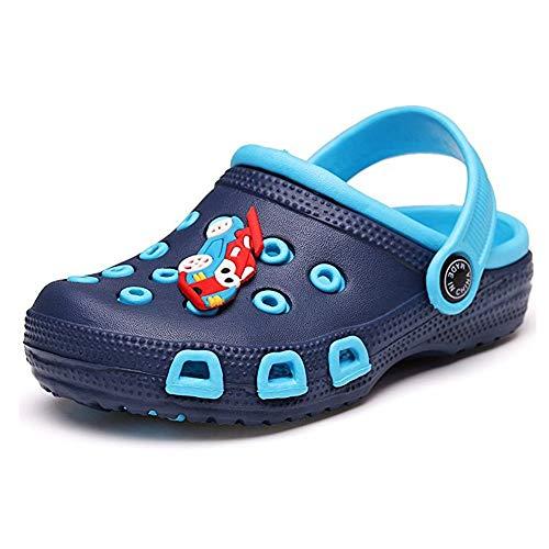 Zoccoli e sabot unisex bambini pantofole scarpe estive da spiaggia sandali antiscivolo scarpe da giardino per ragazzi ragazze