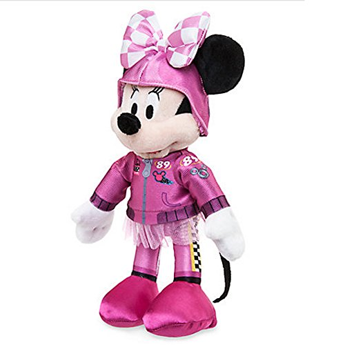 Offizielle Disney Mickey Mouse 26cm Minnie Maus Roadster Racers weichen (Maus Nase Minnie)