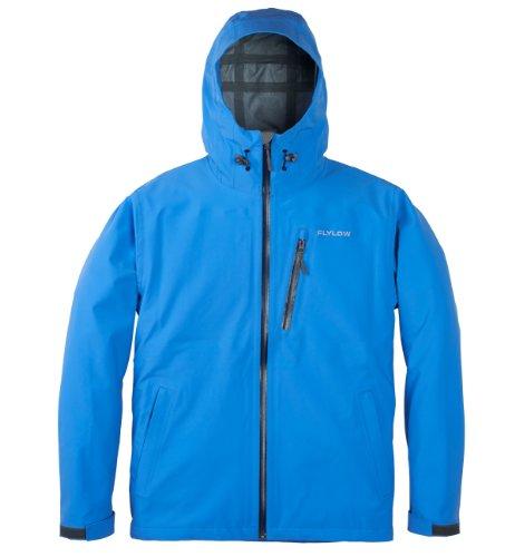 flylow Herren Higgins Skifahren Coat, Herren, Bluebird (Flylow Ski-handschuhe)