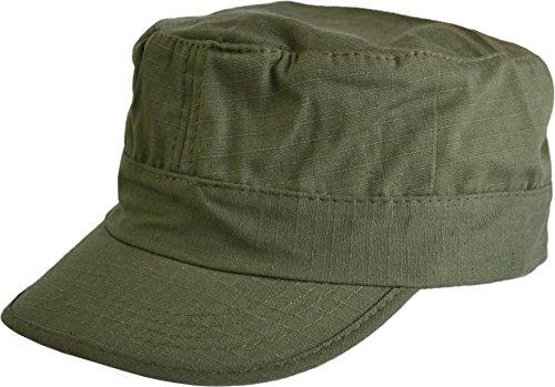 normani BDU Cap Feldmütze Farbe Oliv Größe XXL (Hut Xxl Militär)