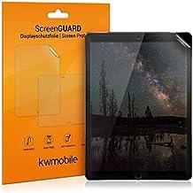 kwmobile Protector de Pantalla para Apple iPad Pro 12,9