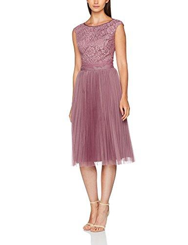 Laona Damen Kleid Cocktail Dress, Rosa Rose Wine 9007, 32 (Herstellergröße: XXS)