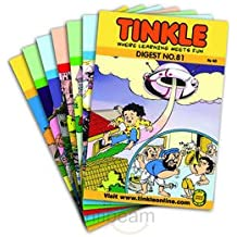Best of Tinkle Digest(1980-2014): Pack of 20 (Comics)